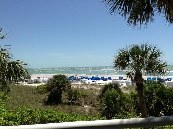 Longboat Key Club & Resort: King Suite view