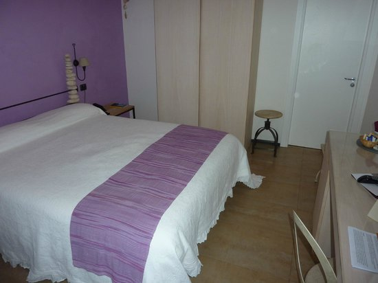 Hotel Borgo Pantano: Chambre