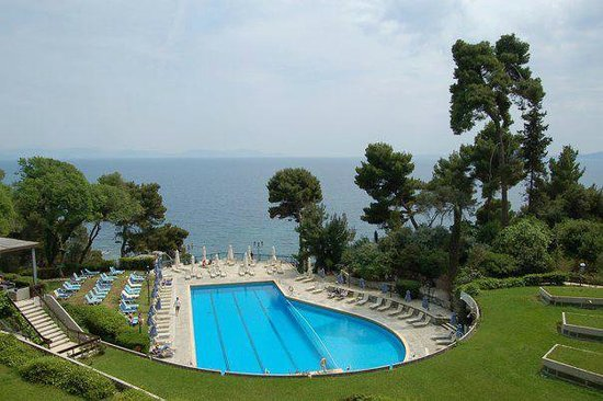 Kanoni, Greece: Corfu Holiday Palace