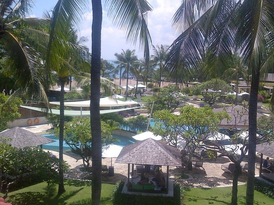 Holiday Inn Resort Baruna Bali: view from room