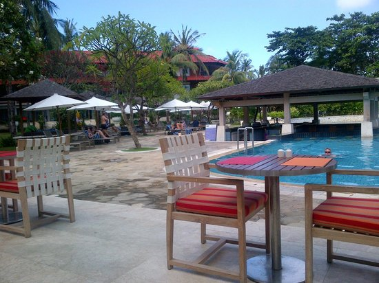 Holiday Inn Resort Baruna Bali: breakfast area