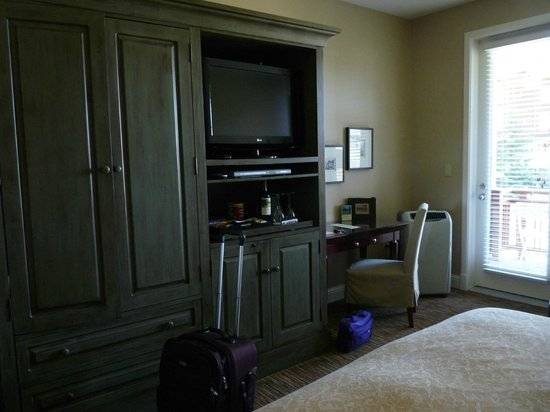 Alderbrook Resort & Spa : Guest room