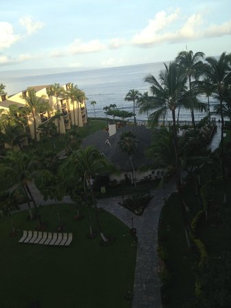 Aston Kaanapali Shores: View from my room