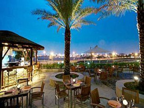 Gazebo terrace dubai restaurant reviews phone number for Terrace gazebo