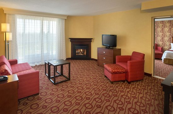 Courtyard by Marriott Niagara Falls: Presidential Suite