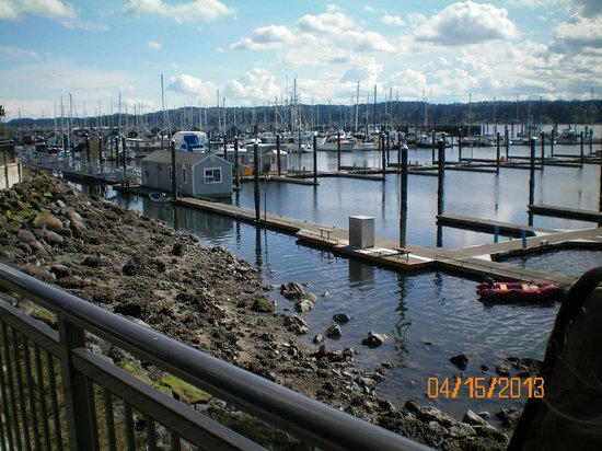 BEST WESTERN PLUS Silverdale Beach Hotel: Port of Poulsbo, Poulsbo Marinia
