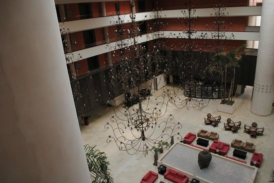 Asur Hotel Islantilla Suites & Spa: Hall