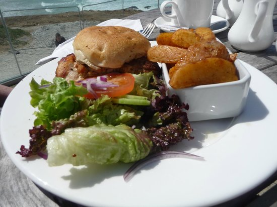Headland Hotel - Newquay: Lunch