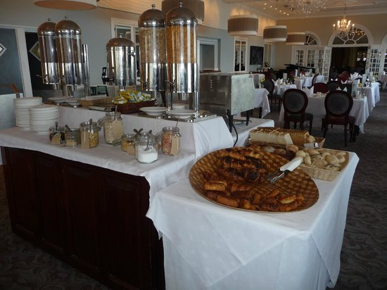 Headland Hotel - Newquay: Breakfast