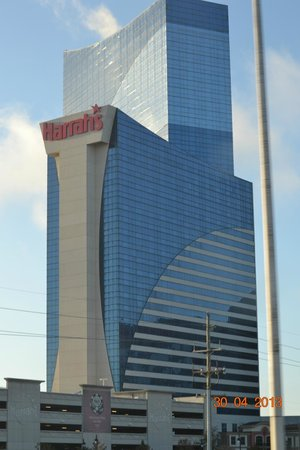 Harrah's Resort Atlantic City : Harrah's
