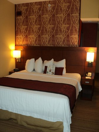 Courtyard by Marriott I-295/East Beltway : our room