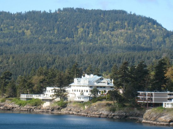 Eastsound, WA: Rosario's Resort on Orcas Island