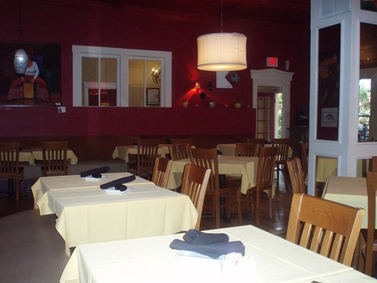 McKinney, TX: Main dining area