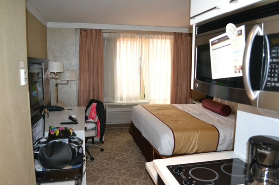 Staybridge Suites Times Square - New York City: chambre