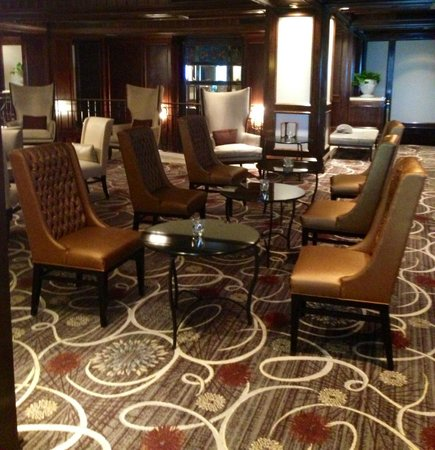 Norfolk Waterside Marriott: Piano Bar
