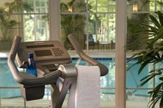Washington Duke Inn & Golf Club: Well equipped fitness center