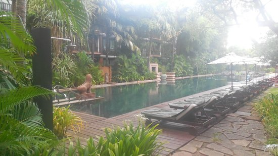 La Residence d&#39;Angkor by Orient-Express: Pool