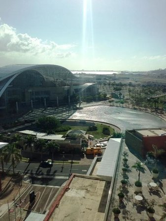 Sheraton Puerto Rico Hotel & Casino: View of Convention Center