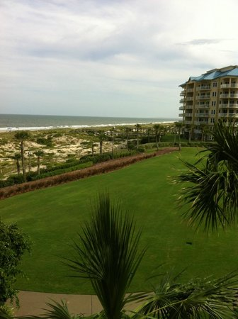 The Ritz-Carlton - Amelia Island: View of the coastal/quiet side of the hotel