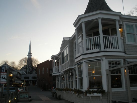 Grand Harbor Inn street view