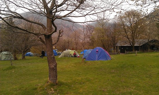 Eskdale, UK: Nice and spacious. This was at full capcity!