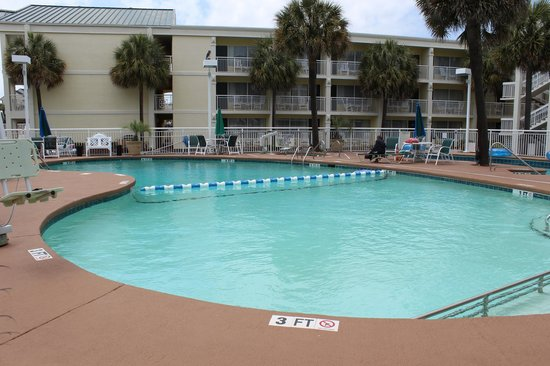 BEST WESTERN PLUS Grand Strand Inn & Suites: the outdoor pool
