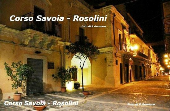B&amp;B Perla di Corso Savoia: Corso Savoia, Rosolini