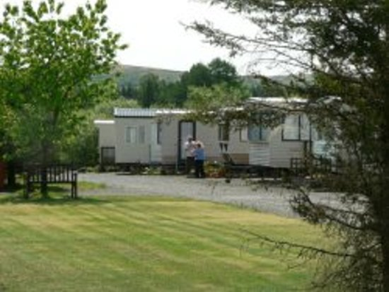 Newton Stewart, UK: Glentrool Holiday Park