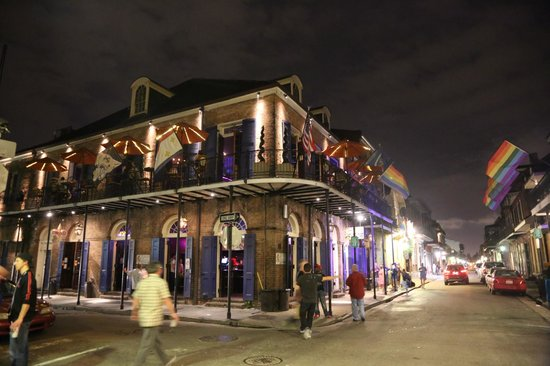 ‪‪Four Points By Sheraton French Quarter‬: Bourbon Street life‬