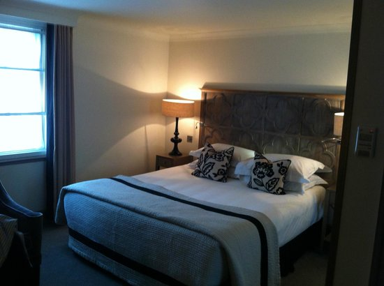 The Bloomsbury Hotel: Chambre 803