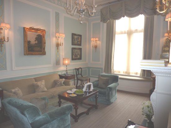 The Connaught: Carlos suite first floor