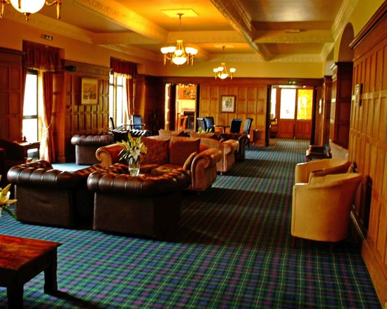 Ross and Cromarty, UK: Kincraig Castle Hotel