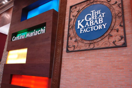 The Great Kaba Factory