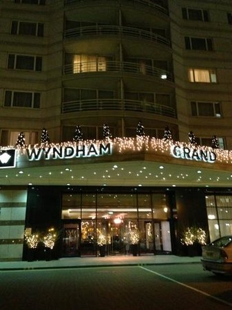 Wyndham Grand London Chelsea Harbour Photo