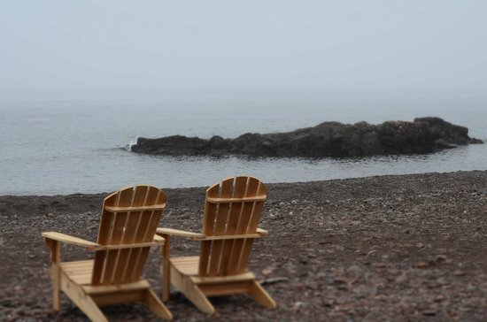 Lutsen, Μινεσότα: Beauty by the lake
