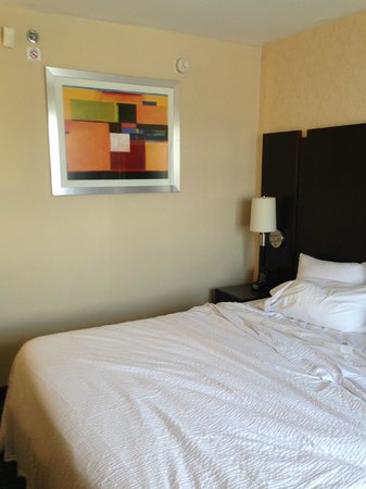 Fairfield Inn New York Long Island City/Queens: Don&#39;t like it at all