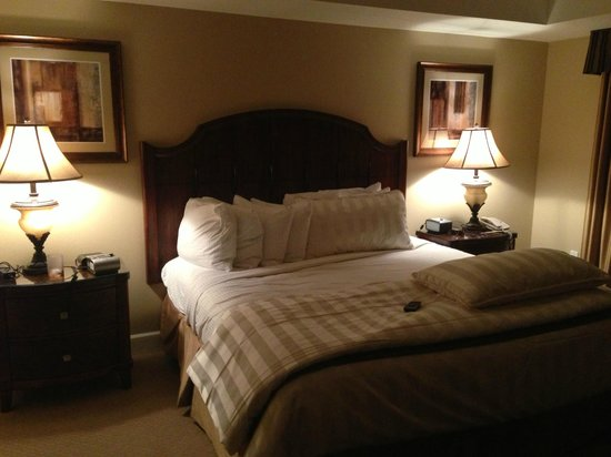 Reunion Resort & Club Wyndham Grand Resort: Master suite