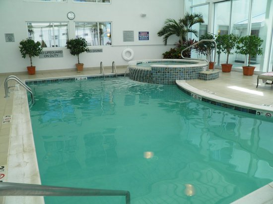 Courtyard by Marriott Ocean City: Pool