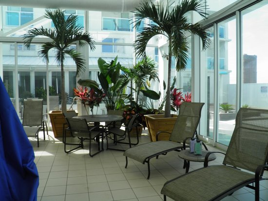 Courtyard by Marriott Ocean City: Pool area