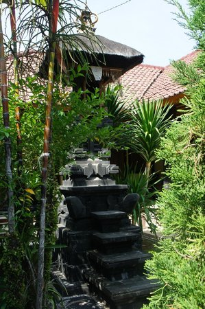 Kubu Kauh Beach Inn Legian: Another nice ikon