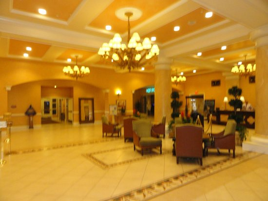 Wyndham Grand Desert: lobby