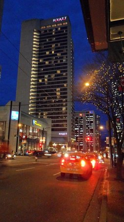 Hyatt Regency Vancouver: hotel outlook