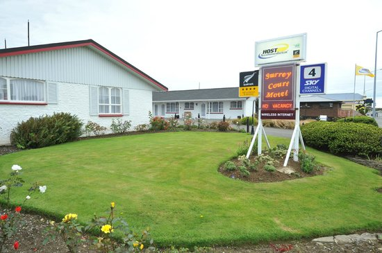 Invercargill, New Zealand: Surrey Court Motel