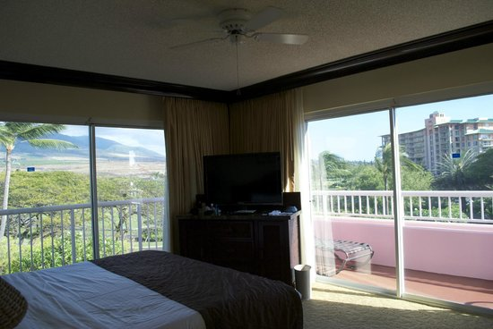 Ka&#39;anapali Beach Club: Bedroom