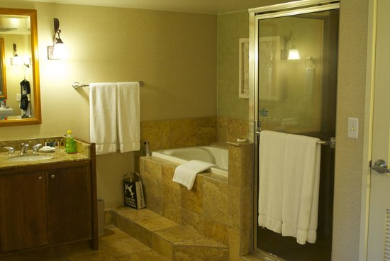 Ka'anapali Beach Club: Bathroom