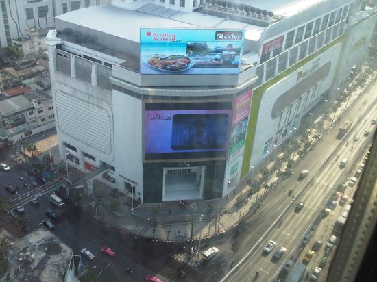 Novotel Bangkok Platinum: Window room view