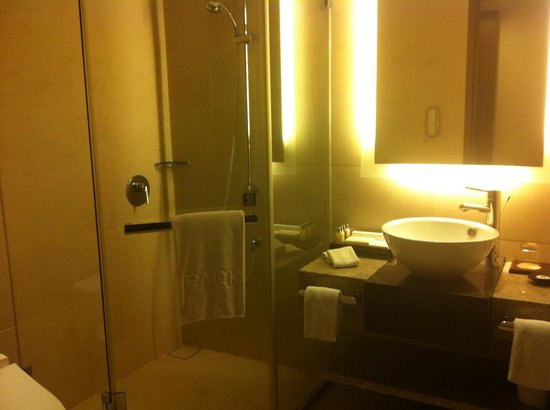 Park Taipei Hotel : Bathroom