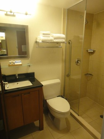 Fairfield Inn &amp; Suites New York Manhattan / Fifth Avenue: Banheiro