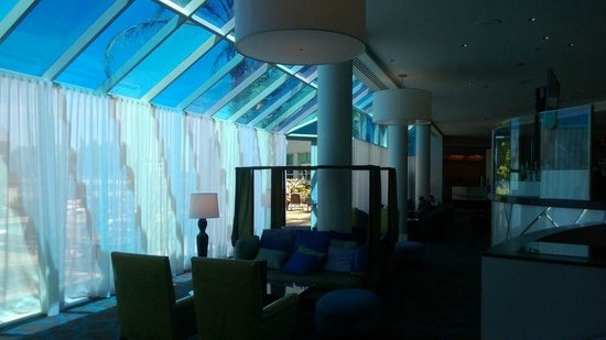 Sofitel San Francisco Bay: Bar/Lounge Area.