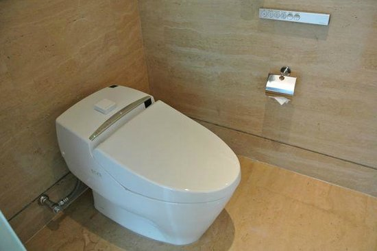 Hotel Indonesia Kempinski: High Tech WC